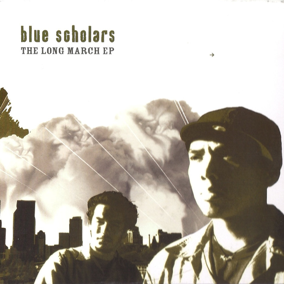 The Long March EP, by Blue Scholars