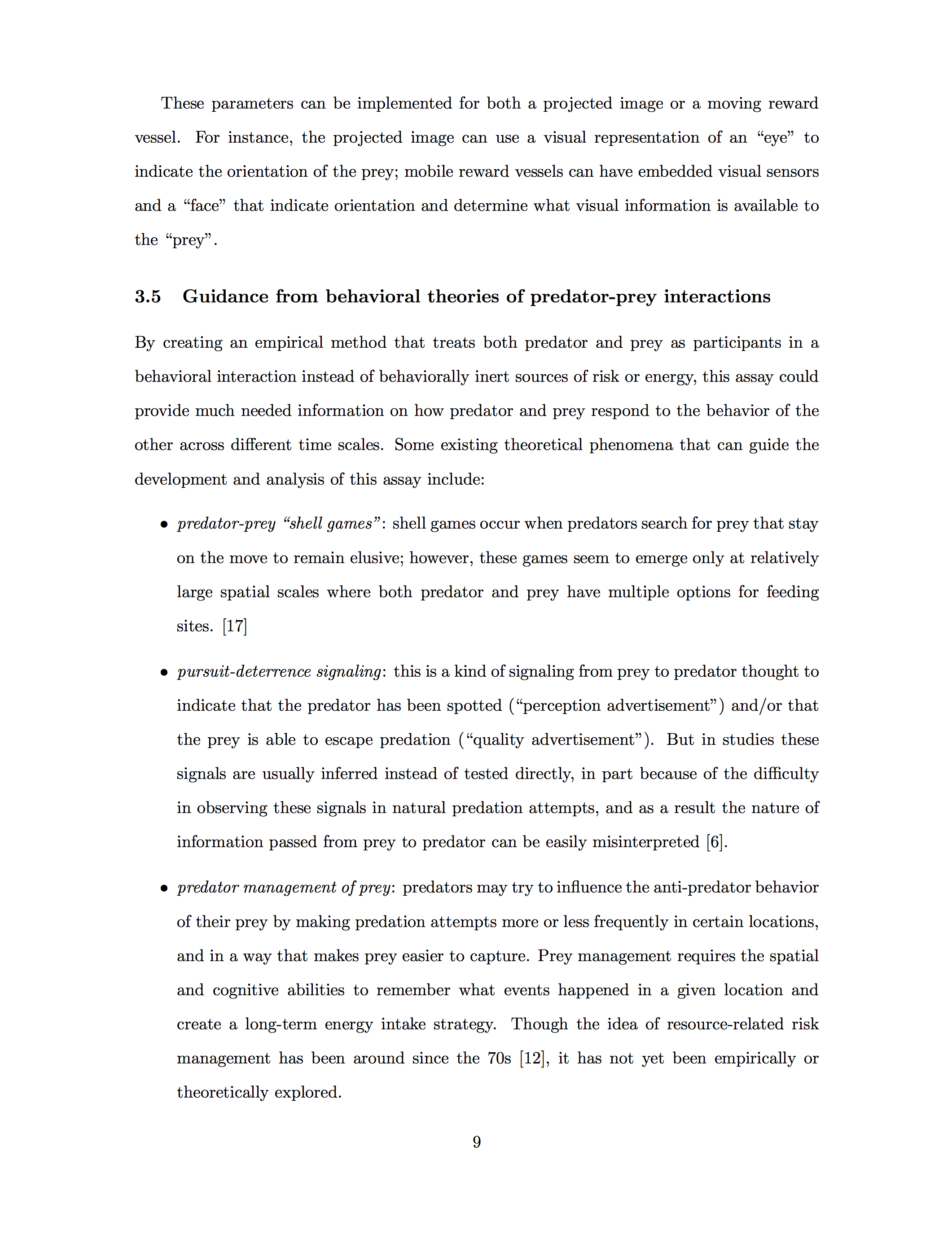 PhD thesis proposal, page 09